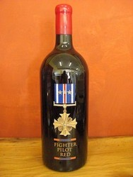 2012 3 Liter Fighter Pilot Red